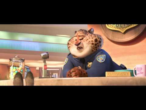 Zootopia (Clip 'Meet Clawhauser')