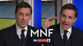 Gary Neville gives passionate must-watch analysis of Man United's problems | MNF