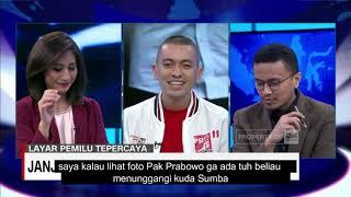 Video Prabowo Janji Stop Impor, Rian Ernest: Sulit Dipercaya MP3, 3GP, MP4, WEBM, AVI, FLV Desember 2018