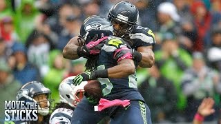 Top 5 Rosters in the NFL | Move the Sticks | NFL by NFL