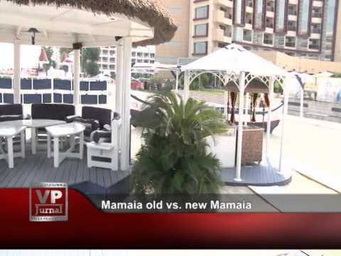 Mamaia old vs. new Mamaia