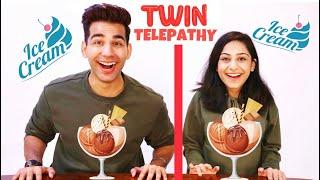 TWIN TELEPATHY Challenge | Rimorav Vlogs