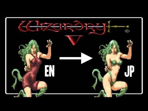 Wizardry V SNES Fan Translation Released