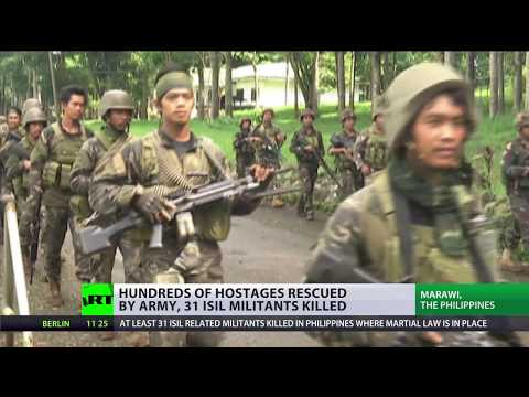 Martial Islands: Duterte's anti-terrorism policy sparks fears from human rights groups