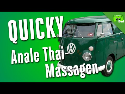 QUICKY # 21 - Anale Thai-Massagen «» Best of PietSmiet | HD