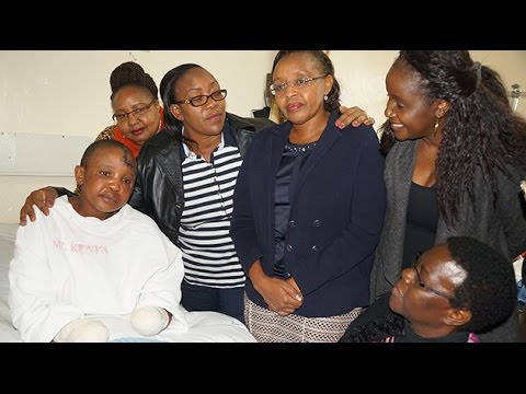 CSs Kariuki and Kandie speak against gender violence