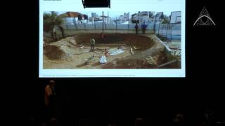 Speech Ralf Maier - Project Skatepark SOS Children's village Bethlehem | Archmarathon 2016