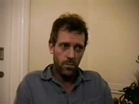 the first audition of hugh laurie