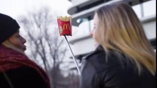 Werbespots für Mc Donald's