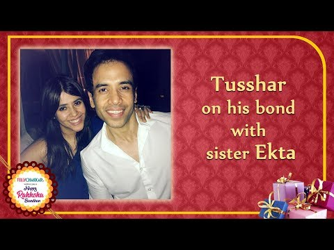 Tusshar Kapoor talks about his special bond with s