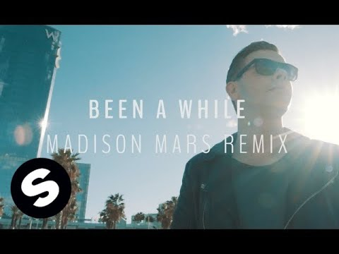 Sam Feldt - Been A While (Madison Mars Remix) [Official Music Video]