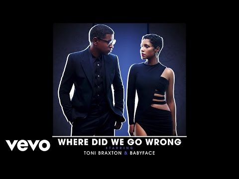 Tekst piosenki Toni Braxton - Where Did We Go Wrong? po polsku