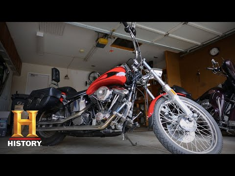 Counting Cars: A Soft Spot for a Softail (Season 8, Episode 15)   History