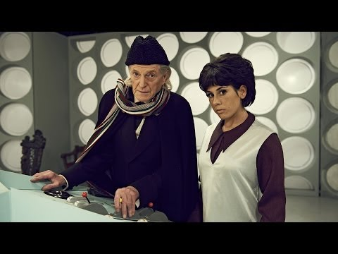 An Adventure in Space and Time (Trailer)
