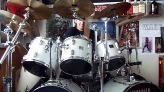 Video Törr   Kult ohně /drum cover/