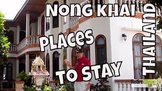 Part 2 Isaan, Nong Khai, Thailand - JC's Road Trip