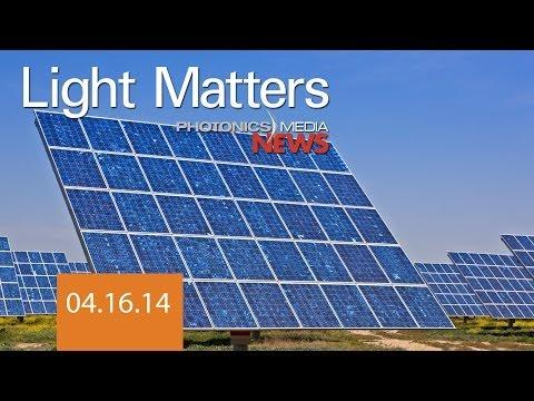Biofuel Crops & Infrared Light - LIGHT MATTERS 04.16.2014