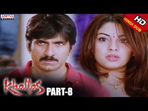 Video Khallas Hindi Movie Part 8/12 Raviteja, Richa Gangopadhay, Deeksha Seth download in MP3, 3GP, MP4, WEBM, AVI, FLV January 2017