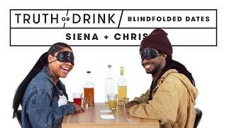 Video Blind(folded) Blind Dates (Siena & Khris)   Truth or Drink   Cut MP3, 3GP, MP4, WEBM, AVI, FLV November 2018