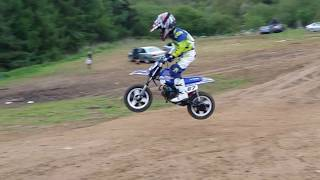 5. Full Throttle Finley #67 Race Spec Yamaha PW50  29.04.18
