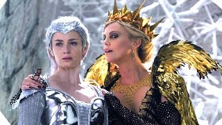 Nonton On the set of THE HUNTSMAN WINTER'S WAR Film Subtitle Indonesia Streaming Movie Download