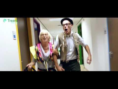 Neem een kijkje op de afdeling Kinder- en Jeugdrevalidatie (видео)