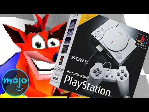 Top 10 Games Sony Should Include On The Playstation Classic