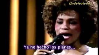 One Moment in Time - Whitney Houston [Subtitulado] - Español
