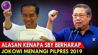Video Alasan Logis Kenapa SBY Berharap Jokowi Menangi Pilpres 2019 MP3, 3GP, MP4, WEBM, AVI, FLV November 2018