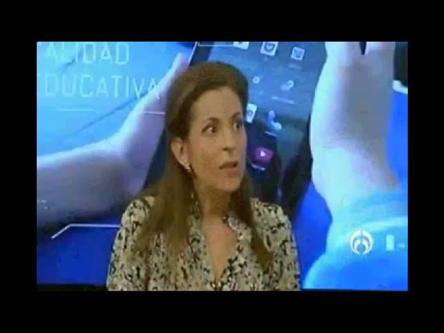 Mónica Aspe - Causas y riesgos de la brecha digital