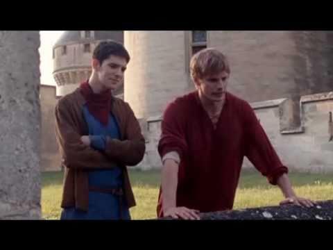 Merlin (TV Series) - Cute Scene, Season 3