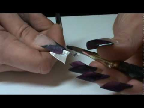 comment reparer ongles rongés