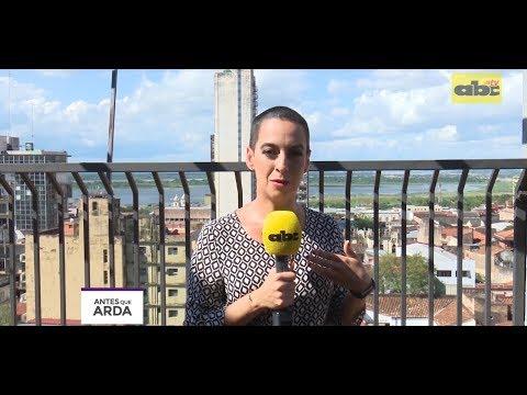 Aramí Ullón, una contadora de historias