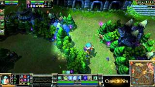(HD91) Top ELO US PoV Taric -Part3- League Of Legends Replay [FR]