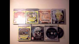 PS3 Game's Sell