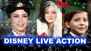 Nonton Mary Poppins Emily Blunt  Cruella Emma Stone   Upcoming Disney Live Action Movies Film Subtitle Indonesia Streaming Movie Download