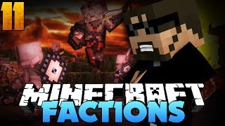 Minecraft Factions 11 -  Chuck Norris VS Bob The Builder