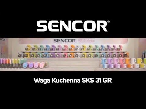 Waga SENCOR SKS 31GR