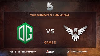 OG vs Wings, game 2