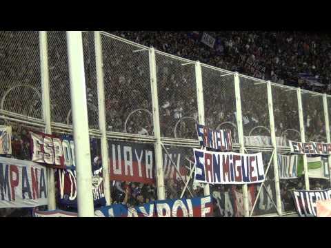 San Lorenzo 4 Union 2 Cuarto gol. Una gitana hermosa tiro las cartas.. - La Gloriosa Butteler - San Lorenzo
