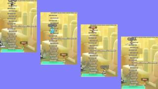 Sm4sh Stats – Vertical Recovery Tiers