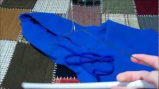 Video How to restring your Hoodie or Sweatshirt in less than a Minute MP3, 3GP, MP4, WEBM, AVI, FLV Oktober 2018