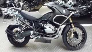 1. 2013 BMW R 1200 GS ''Adventure'' Special Model ''90 Jahre / 90 Years'' * see also Playlist