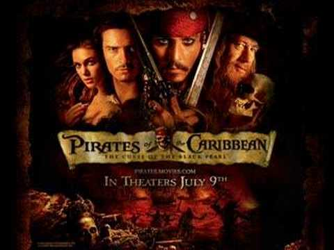 Pirates of the Caribbean- He's a Pirate