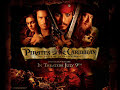 Pirates of The Caribbean  Soundtrack 15 - He&#39;s a Pirate