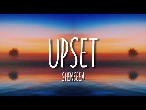 Shenseea - Upset (Lyrics Video)