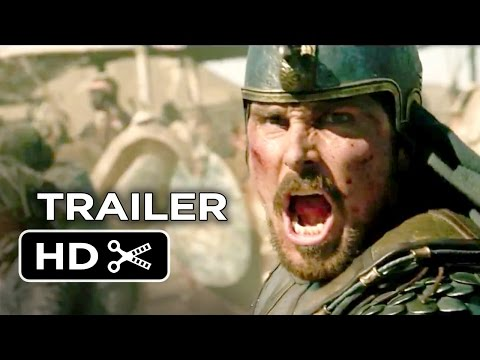 MOVIES: Exodus: Gods and Kings - New Trailer