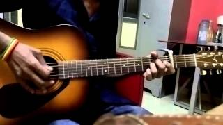 Sanam Re (Title Song) Guitar Cover |Arijit Singh| |Mithoon|
