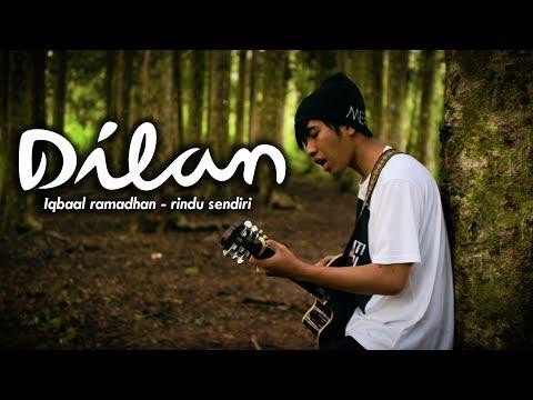 Iqbaal Ramadhan - Rindu Sendiri OST DILAN 1990 Cover by Kery Astina