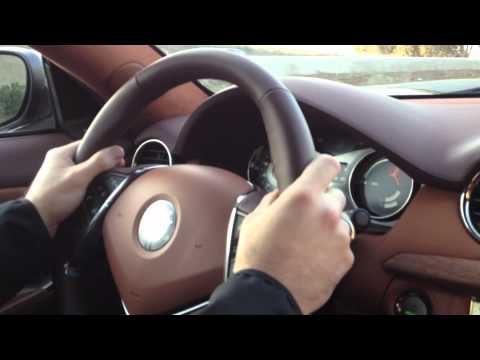 2012 Fisker Karma EcoSport Test Drive